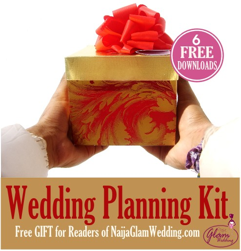 free wedding planning in a box