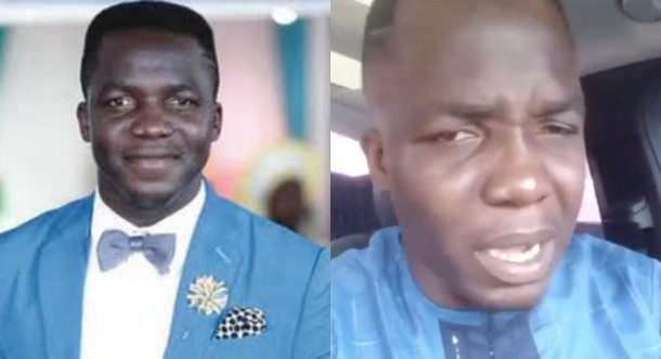 Comedian Hyenana apologizes for sexually harassing his friend (Video)