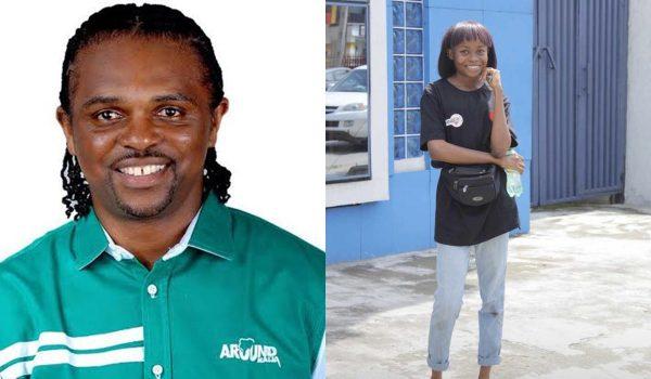 Ex-Nigerian international loses 'daughter' Eniton
