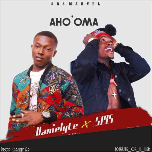 Danielyte feat. SMS - Aho'oma