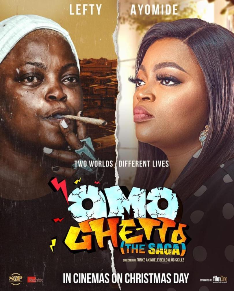 Download movie Omo Ghetto (The Saga) Starring Funke Akindele download