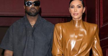 Kanye West and Kim Kardashian living separately – report