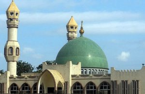 cross sighted in nasarawa mosque