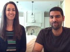 Nabeel Qureshi and Michelle Qureshi