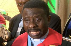 Christian Association of Nigeria President Ayokunle