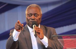 Pastor Kumuyi of Deeper Life Church