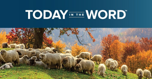 Today in the Word