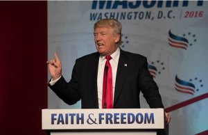 Trump Declares Religious Freedom Day