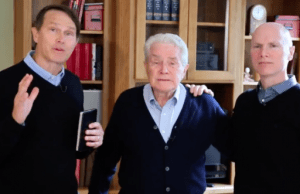 Luis Palau Diagnosed With Stag 4 Cancer