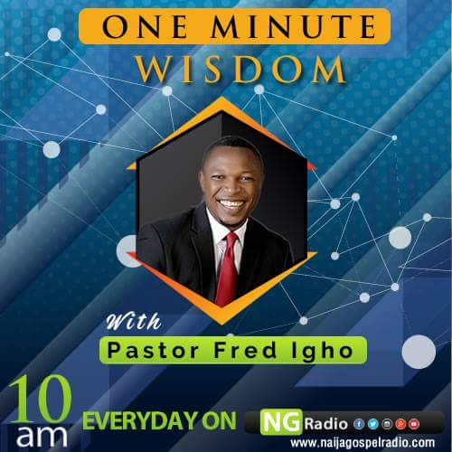 Pastor Fred Igho