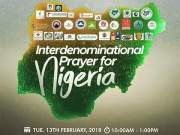 Christian Leaders To Meet Tuesday Over State Of Nigeria