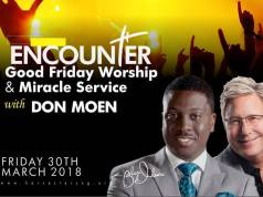Encounter Worship Service with Don Moen