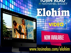 Tosin Alao - The Elohim Ft. Nathaniel Bassey