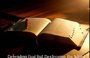 Defending God - The Sovereignty of God
