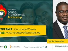 Young Professionals Boot Camp