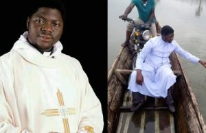 Roman Catholic Priest, Rev. Fr Michael Akawu