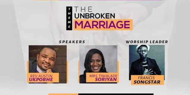 the unbroken marriage