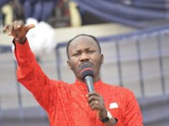 Apostle Suleiman Johnson