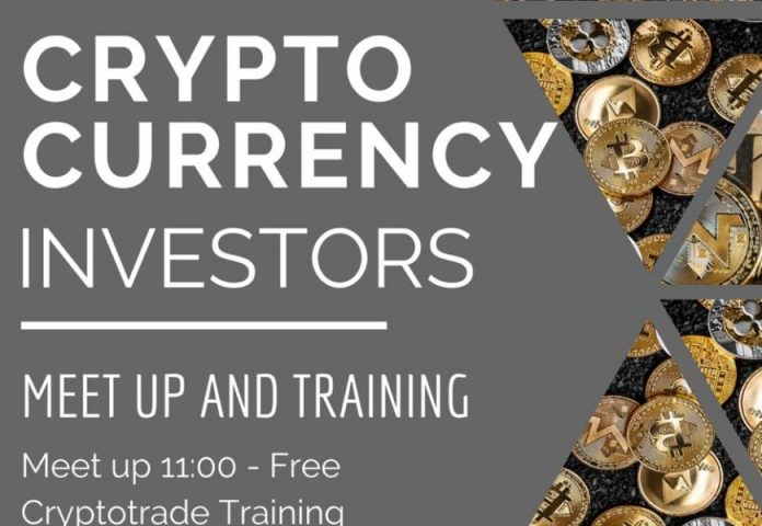 Cryptocurrency Meet-Up Training