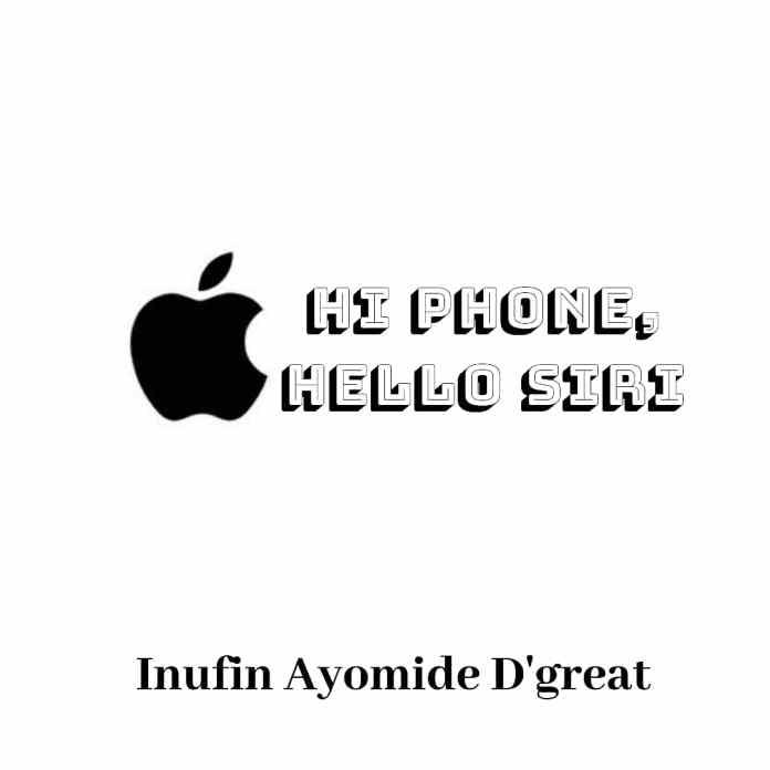 Inufin Ayomide - HI PHONE