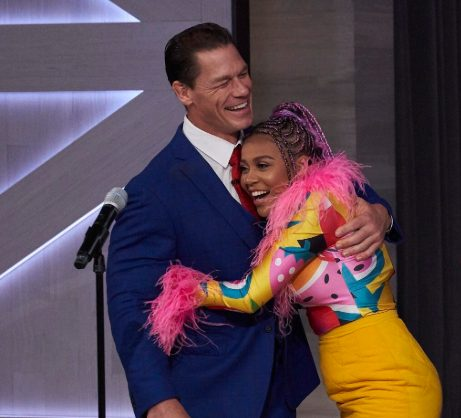 John Cena Reveals That He Feels Honored To Learn Sho Madjozi's Story ⋆ Naijahotstars