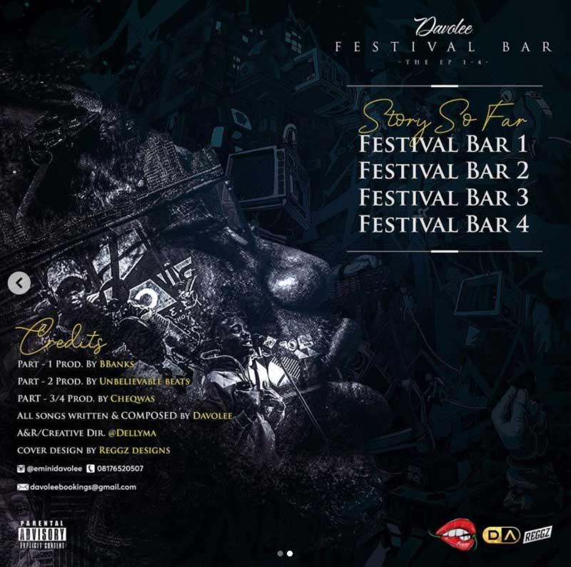 Davolee-Festival-Bar-Tracklist