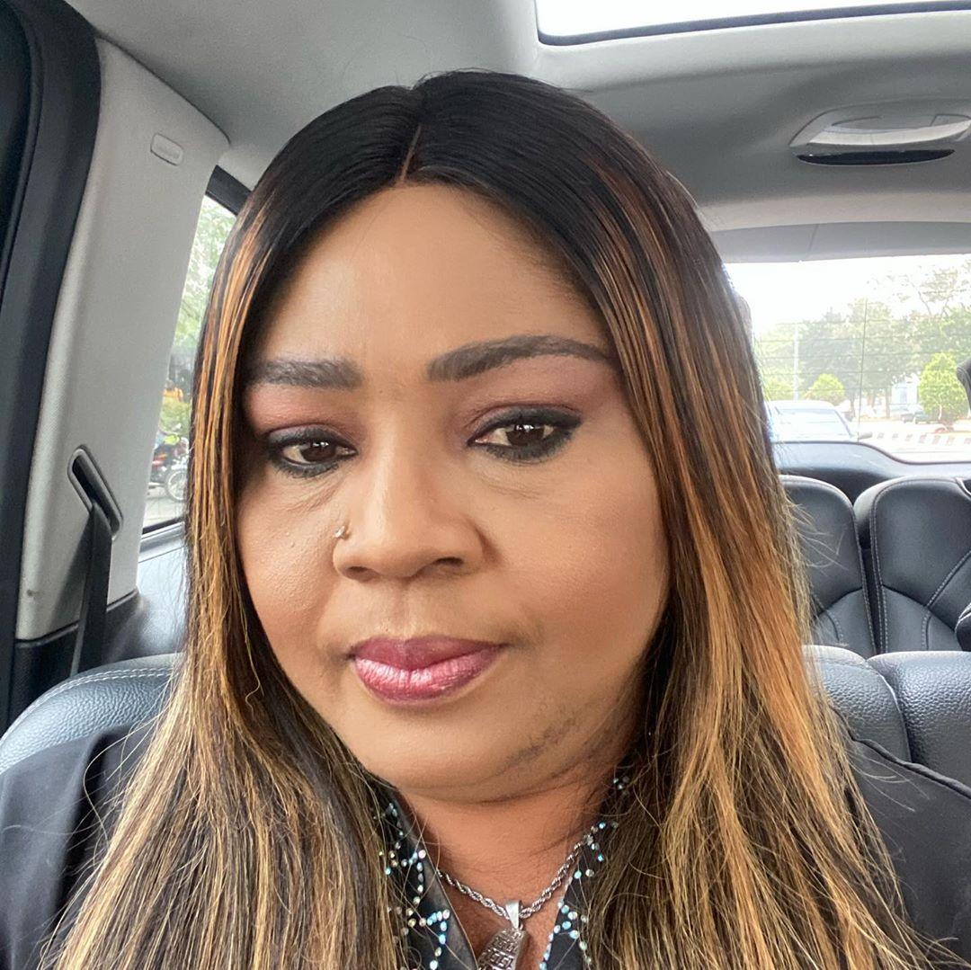 Nollywood actress, Regina Daniels' mom, Rita is a year older today January 12.