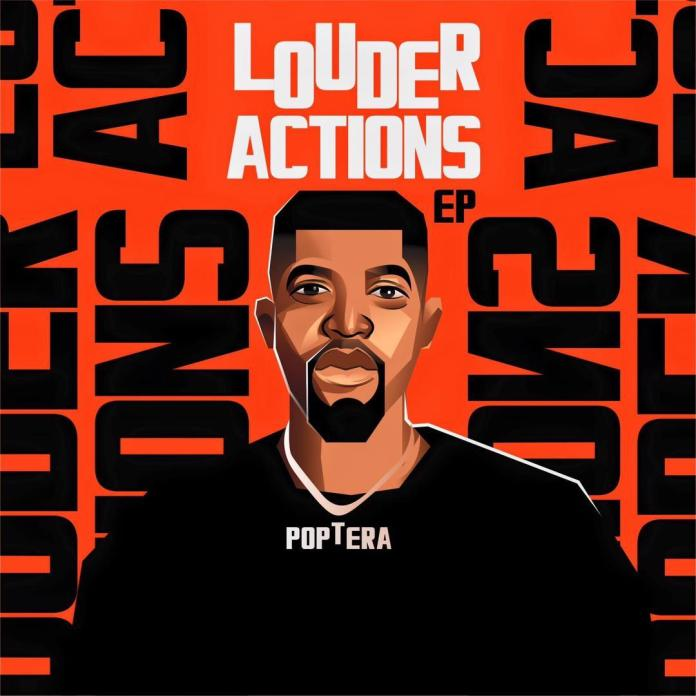 Poptera - Louder Action EP