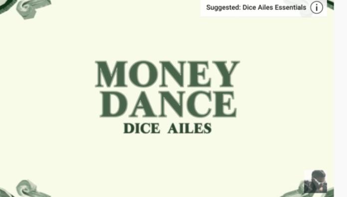 "Dice Ailes – ""Money Dance Lyrics"""