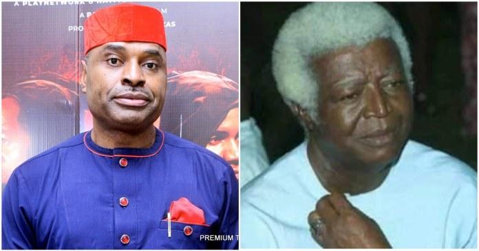 Kenneth Okonkwo mourns veteran actor Bruno Iwuoha