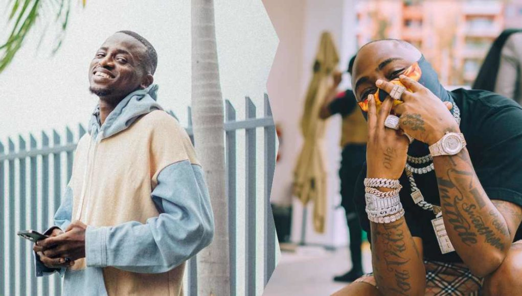 Aloma DMW slams troll who pointed him as first suspect that may poison Davido