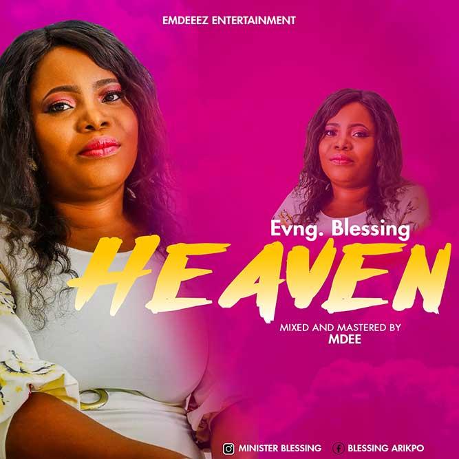 Evng. Blessing - Heaven