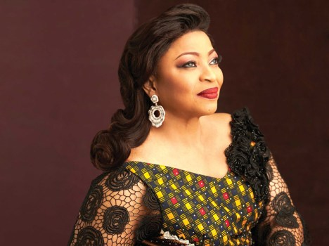 Folorunsho Alakija -richest woman in Nigeria