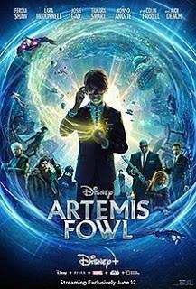 Movie Artemis Fowl 2020