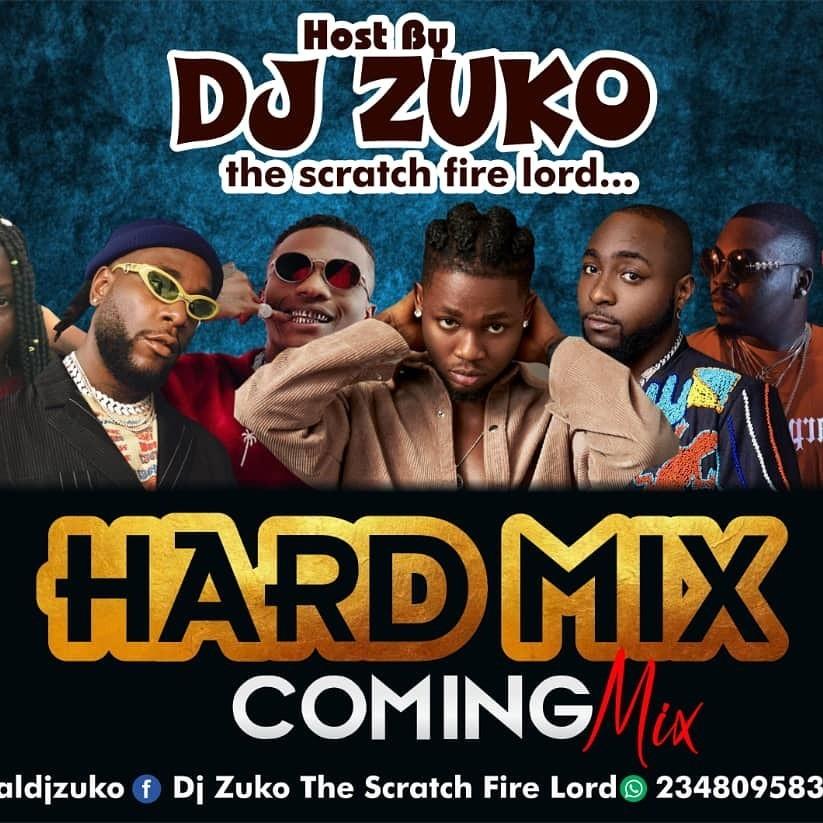 Dj Zuko Hard Coming Mix