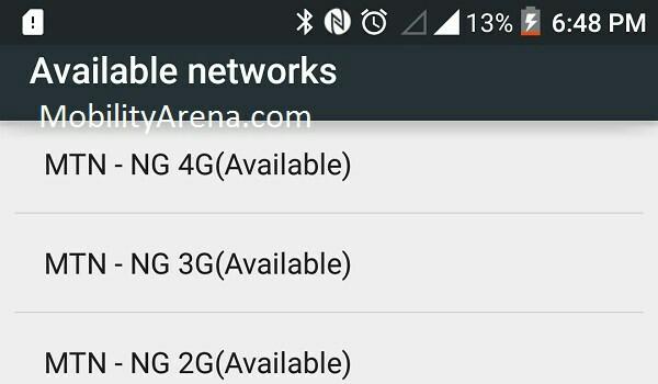 MTN 4G LTE In Lagos