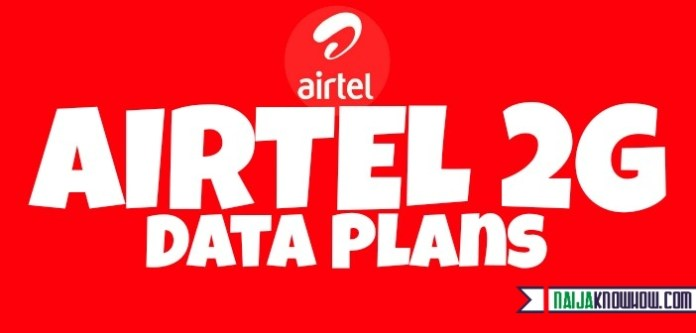 Airtel 2g data plans