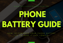 How To Conserve Your Phone Battery Life To Make It Last