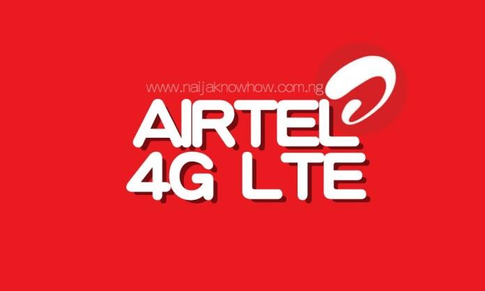 Airtel 4G LTE