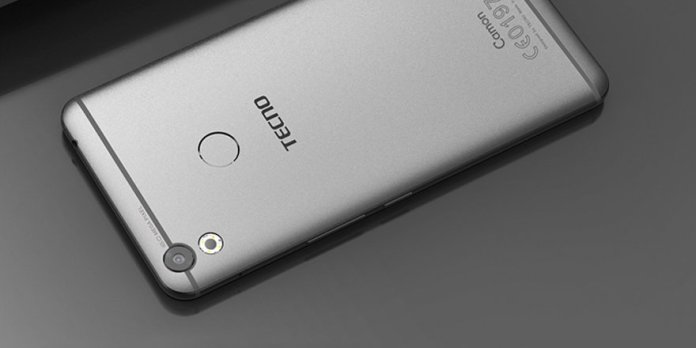 TECNO Camon CX - Sky Grey