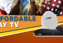 TSTv Cable TV in Nigeria