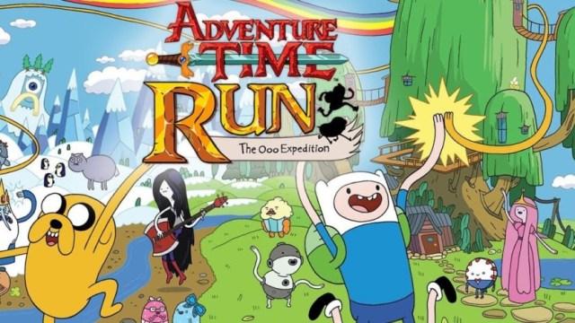 Adventure Time Run
