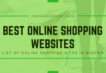 List Of Best And Cheapest Online Shopping Sites In Nigeria