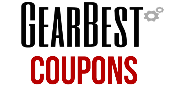 Latest GearBest Coupons