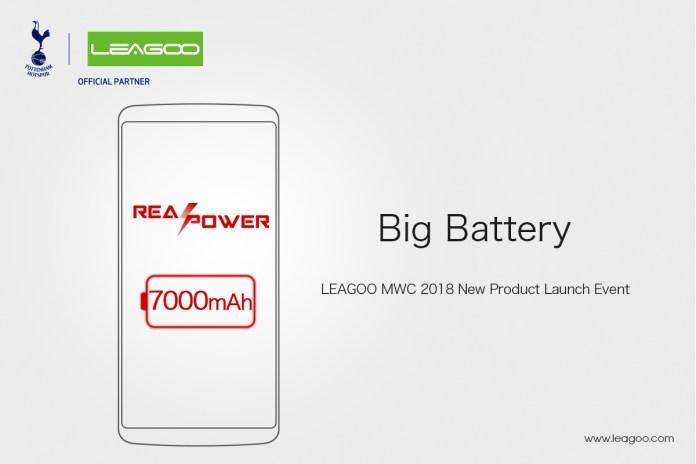 Leagoo 7,000mAh real power phone