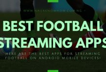 BEST FOOTBALL STREAMING APPS - For Android (Download Links)