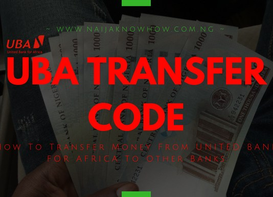 UBA TRANSFER CODE _ How To Transfer Money From UBA Bank To Other Banks