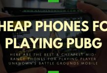 BEST & CHEAPEST PHONES FOR PLAYING PUBG MOBILE