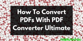 how to convert pdfs on smartphones