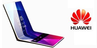 Huawei Foldable Screen Smartphone